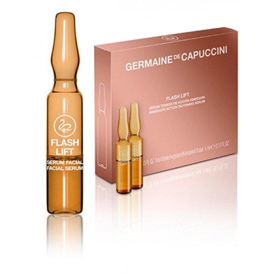 Концентрат с эффектом подтяжки Germaine de Capuccini Options Flash Lift