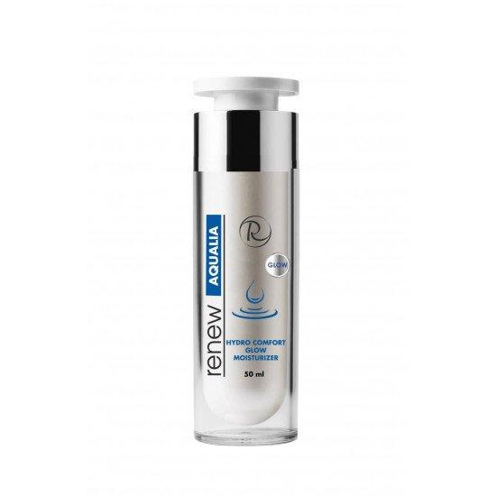 Увлажняющий крем для лица с сияющим эффектом Renew Skin Repair Moisturizing Mask