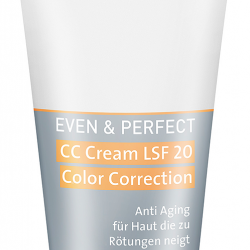 СС Крем цветокорректор для кожи склонной к покраснениям с СПФ-20 Biodroga MD CC Cream SPF 20 Color Correction Anti Aging