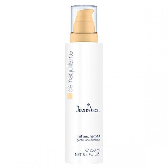 Очищающее молочко для сухой, чувствительной и куперозной кожи Jean d'Arcel Gentle Face Cleanser