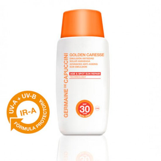 Солнцезащитный антивозрастной крем для лица СПФ30 Germaine de Capuccini ADVANCED ANTI-AGEING SUN CREAM SPF30