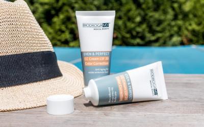 Солнцезащитный крем для лица с spf