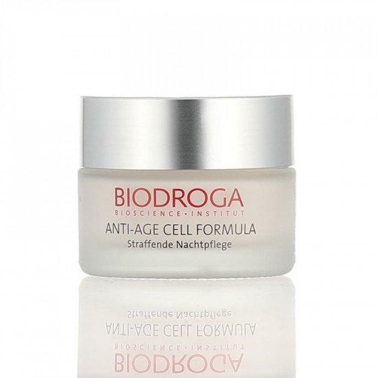 Укрепляющий ночной крем Biodroga Firming Night Care