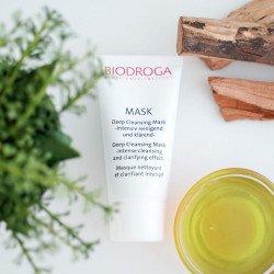 Очищающая маска для проблемной кожи Biodroga Deep Cleansing Mask