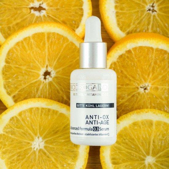 Сыворотка с ретинолом и витамином С Biodroga MD Anti Age Advanced Formula 0.3 Serum
