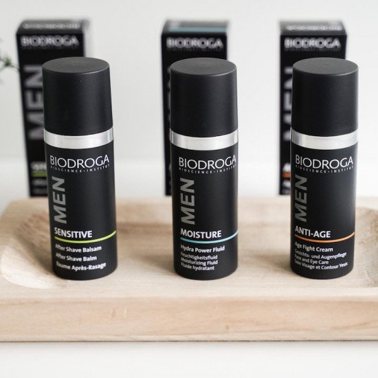 Активный оживляющий гель для душа Biodroga Vitalizing Shower Gel