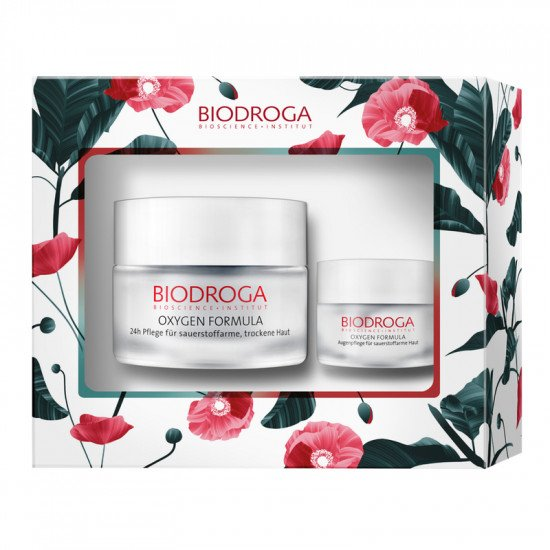 Набор косметики Oxygen Formula Biodroga 24h Care + Eye Care