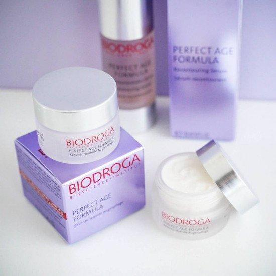 V-лифтинг крем для зоны вокруг глаз Biodroga Recontouring Eye Care