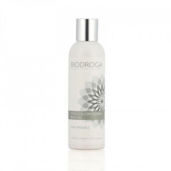 Масло для ванной и душа чувственность Biodroga Sensual Bath Shower Oil