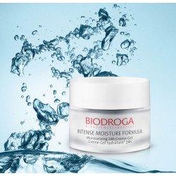 Интенсивный увлажняющий крем-гель Biodroga 24H Moisturizing-Creme-Gel