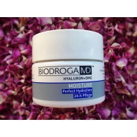 Идеально увлажняющий крем 24-часового действия с гиалуроновой кислотой Biodroga MD™ Perfect Hydration 24-h Care