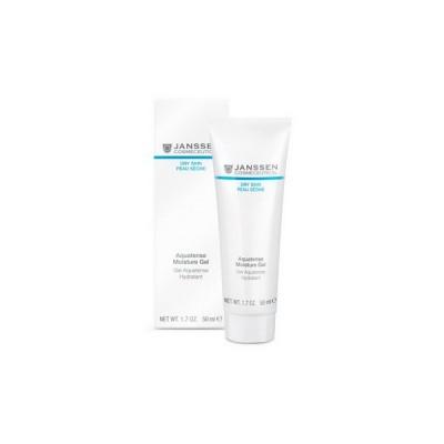 Гель-крем для обезвоженной кожи Janssen Aquatense moisture gel