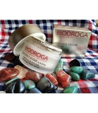 Омолаживающая ночная крем-сыворотка для сияния кожи Biodroga Radiance&Anti-Age Sleeping Cream Serum