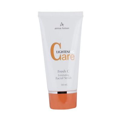 Отшелушивающий скраб для лица Anna Lotan Fresh C Exfoliating Facial Scrub