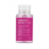 Антивозрастной лосьон для снятия макияжа на основе гиалуроновой кислоты Sesderma SENSYSES CLEANSER Hyaluronic