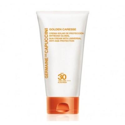 Антивозрастной солнцезащитный крем СПФ30 Germaine de Capuccini SUN CREAM WITH UNIVERSAL ANTI-AGE PROTECTION SPF30