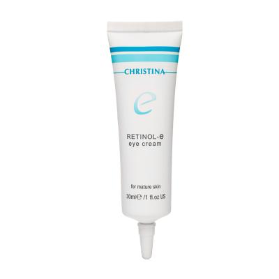 Крем с ретинолом и витаминами А,Е,С Christina Retinol Eye Cream + Vitamins A, E, C
