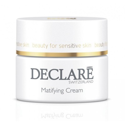 Матирующий крем для лица Declare Matifying Cream