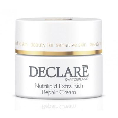 Нутрилипид супер питательный крем для лица Declare Nutrilipid Extra Rich Repair Cream