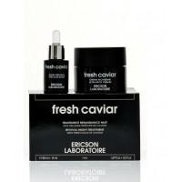 Ночной крем+сыворотка Ericson Laboratoire FRESH CAVIAR REVIVAL NIGHT TREATMENT