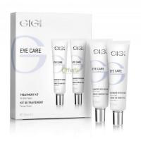 Крем для глаз+Сыворотка Eye Care GIGI Treatment KIT