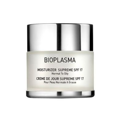Увлажняющий крем для жирной кожи СПФ-17 GIGI Bioplasma Moist Oil SPF-17
