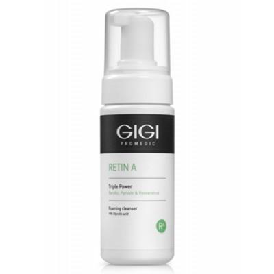 Очищающая пена GIGI FOAMING CLEAN 10% GLYCOLIC
