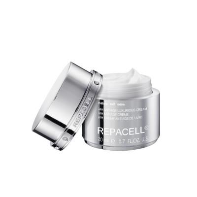 Крем для интенсивного омоложения Репацел KLAPP Repacell 24H Antiage Luxurious Cream - mature