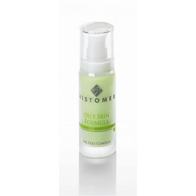 Сыворотка Histomer Oil free комплексная, матирующая, трансдермальная для жирной кожи HISTOMER OILY SKIN Oil free Complex