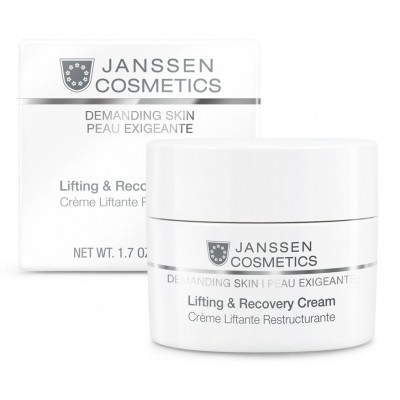 Интенсивный восстанавливающий лифтинг крем Janssen Lifting Recovery Cream