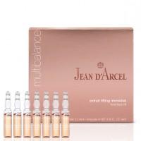 Ампульный лифтинг-концентрат мгновенного действия Jean dArcel Extrait Lifting Immédiat