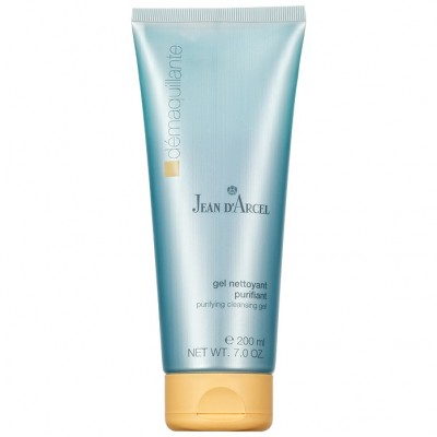 Очищающий гель для жирной и проблемной кожи Jean dArcel Purifing Cleansing Gel