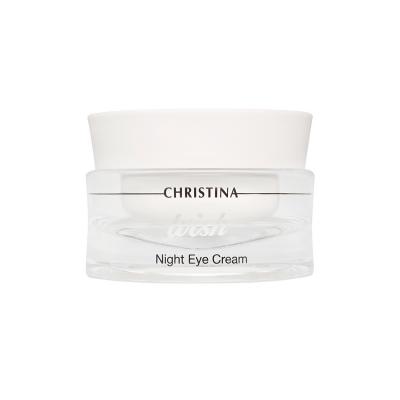 Ночной крем для кожи вокруг глаз Christina Wish Night Eye Cream