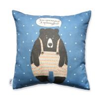 Декоративная подушка Медведь Orner
