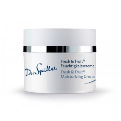 Легкий увлажняющий крем Fresh&Fruit Dr. Spiller Fresh&Fruit Moisturizing Cream