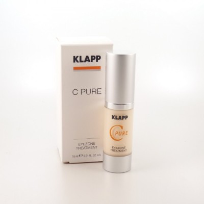 Концентрат для век Витамин С KLAPP C PURE Eyezone Treatment
