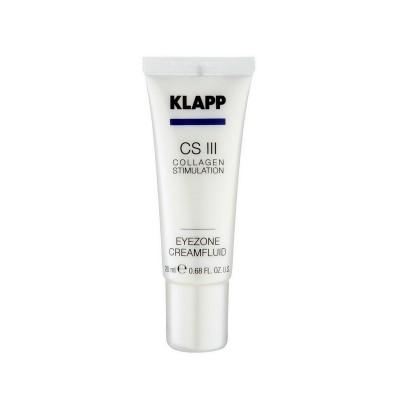 Крем-флюид для век Коллагенстимуляция KLAPP Collagen CSIII Eye Zone Cream Fluid