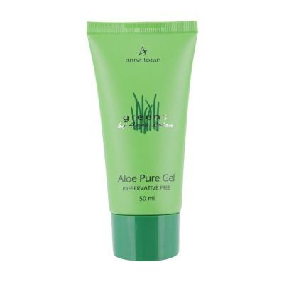 Натуральный гель алое вера Anna Lotan Aloe Pure Natural Gel