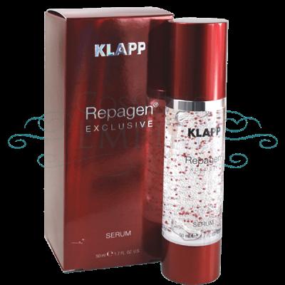 Сыворотка для лица Ренпаген Эксклюзив KLAPP Repagen Exclusive Serum