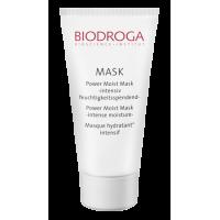 Маска Интенсивное Увлажнение Biodroga Power Moist Mask intense moisture