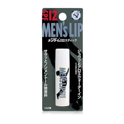 Бальзам для губ для мужчин SPF12 Omi Brotherhood