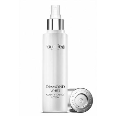 Тонизирующий и осветляющий лосьон Natura Bisse Diamond White Clarity Toning Lotion
