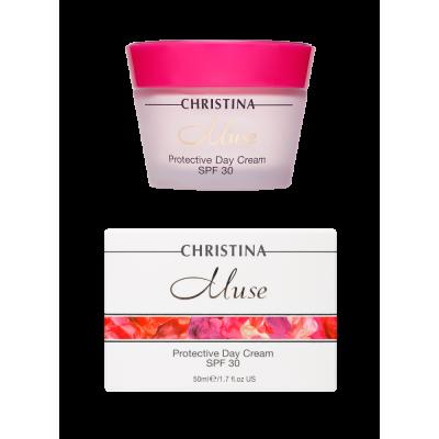 Дневной защитный крем SPF 30 Мус Christina Muse Protective Day Cream