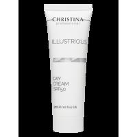 Дневной крем SPF 50 Иллюстриус Christina Illustrius Day Cream
