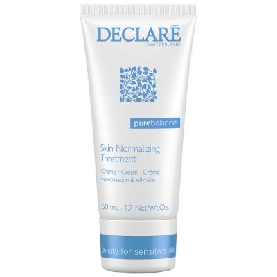 Нормализующий крем для лица Declare Skin Normalizing Treatment
