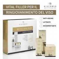 Набор для заполнения морщин Histomer BIO HLS VITAL FILLER