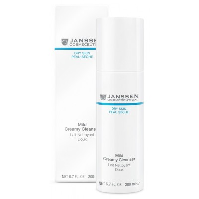 Очищающее молочко Janssen Sensitive Creamy Cleanser