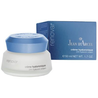 Интенсивно увлажняющий гиалуроновый крем 24 ч. Jean dArcel 24h Hyaluron Cream