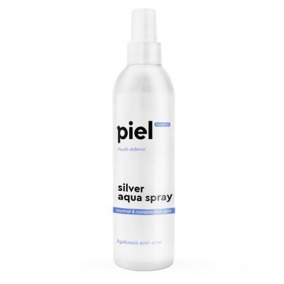 Увлажняющий спрей Piel Cosmetics Silver Aqua Spray