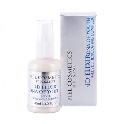 Активирующий комплекс молодости Piel Cosmetics 4D elixir